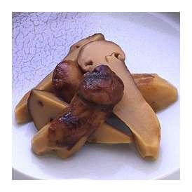 【京料理 矢尾卯】完全無添加、200年続く当店伝統の変わらぬ味わい 松茸のたいたん