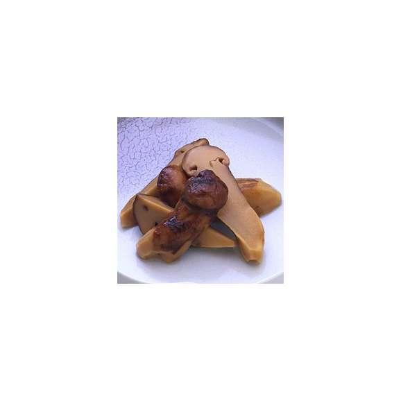 【京料理 矢尾卯】完全無添加、200年続く当店伝統の変わらぬ味わい 松茸のたいたん01