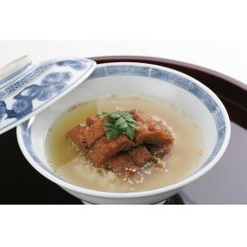 【京料理】伝統の変わらぬ味わい 鱧出汁茶漬け 素材 旬 鱧