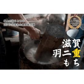 滋賀羽二重もち お好み精米! (玄米・5分・7分・白米)