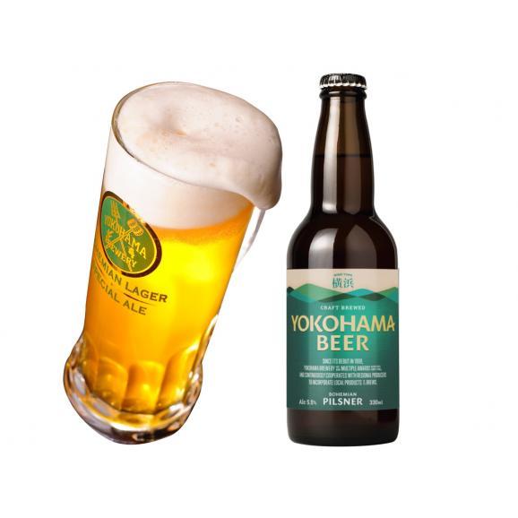横浜ビール 6種 飲み比べセット 330ml (6本セット)[大人気クラフトビール][贈り物ギフトに][数量限定][送料無料]04