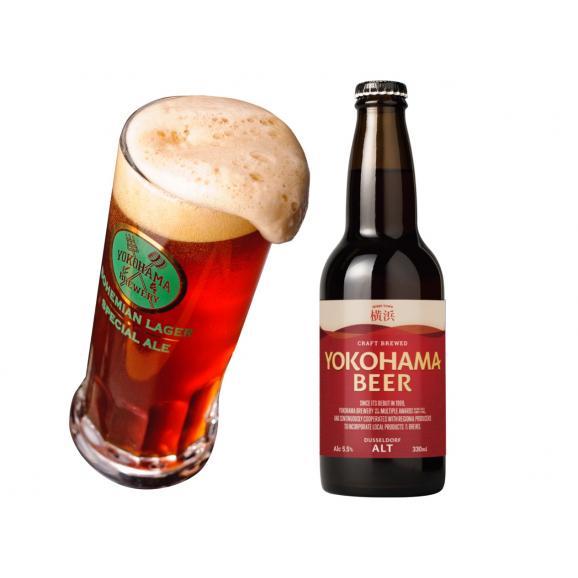 横浜ビール 6種 飲み比べセット 330ml (6本セット)[大人気クラフトビール][贈り物ギフトに][数量限定][送料無料]05