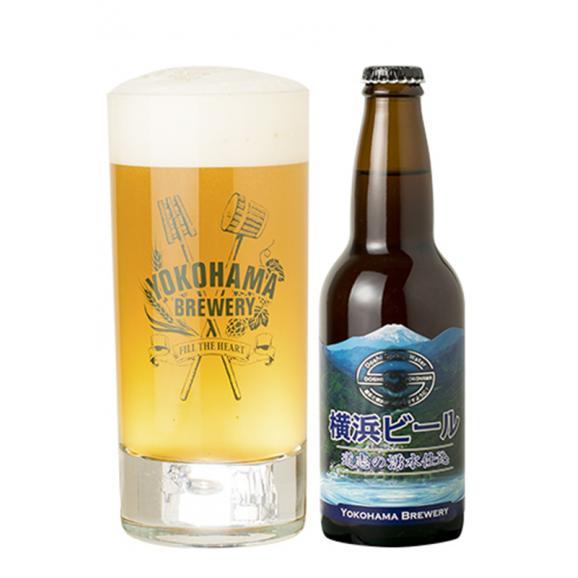 横浜ビール 横浜の水源地に想いを馳せて 『道志の湧水仕込』  330ml 6本セット 《売上の一部は未来の道志村の子供達の為に寄附されます。》[大人気クラフトビール][贈り物ギフトに][数量限定]02