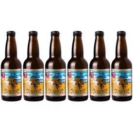 横浜ビール 横浜ラガー 干支限定ラベルセット《人気No.1ラガービール》 330ml (6本セット)[大人気クラフトビール][贈り物ギフトに][数量限定][送料無料]