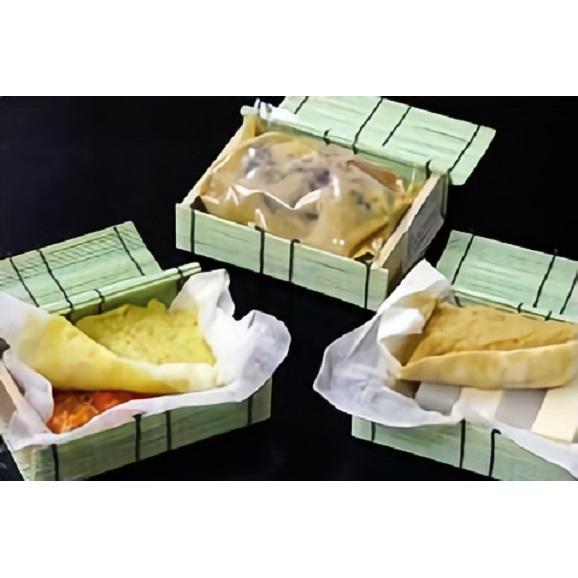 鴨と豆腐・蒟蒻の味噌漬けセット02