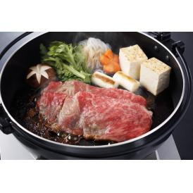 黒毛和牛リブロース(すき焼き用)と黒毛和牛ビーフカツの詰合せ