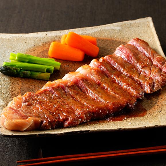 黒毛和牛ステーキセット01