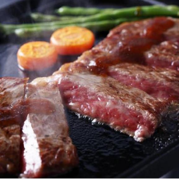 黒毛和牛ステーキセット(2枚・ステーキおろし醤油)01