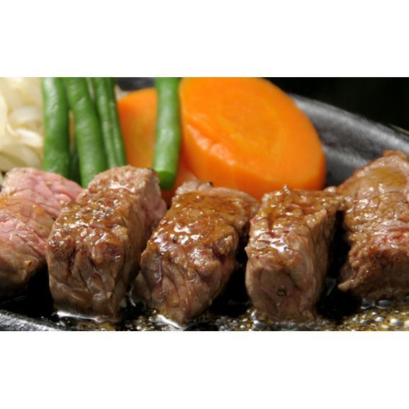 黒毛和牛ステーキセット(2枚・ステーキおろし醤油)04