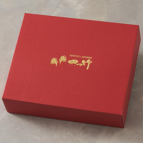 【1日限定10個】沖縄老舗料亭「琉球料理と琉球舞踊 四つ竹」特選ラフテー03