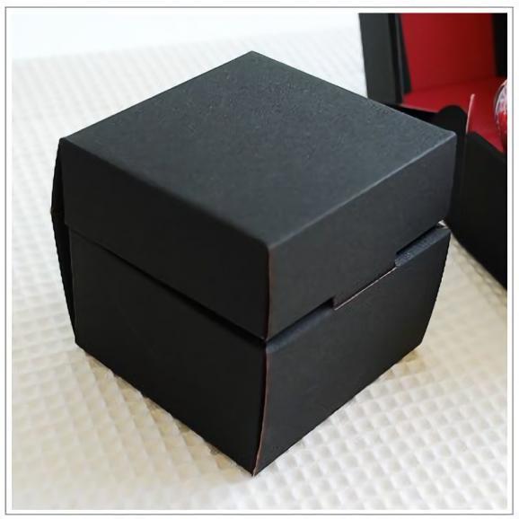 静岡高級煎茶 なつめ缶(紅)1缶箱入【80g】02
