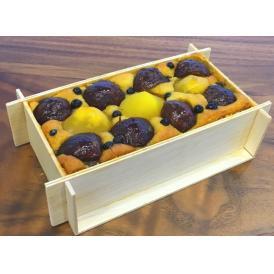 マロンケーキの最幸峰!名前にふさわしいぎっしりと詰まった栗の宝石箱です。