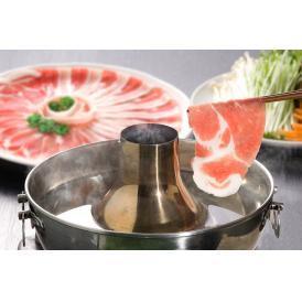 【送料無料】鹿児島産黒豚のしゃぶしゃぶ(満腹セット)