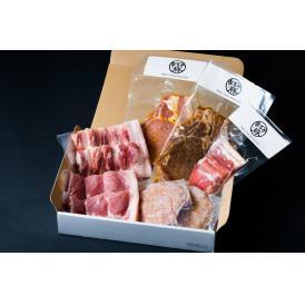 まるみ豚3,000円セットー焼肉セットー【贈り物】【大切な方に】【自分のご褒美】