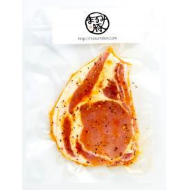 味付ロース肉(トマトソテー味)