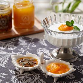 「ここで日本一のおいしいマンゴーを作りたい」という生産者の想いと情熱で育てられた、果実のジャムセット