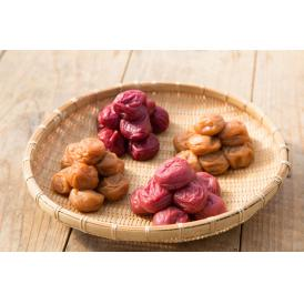 伊予南高梅を自家栽培した完熟梅だけを使用したお手製の梅干。