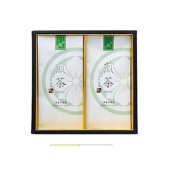 農薬不使用八女茶お詰め合わせ 梅01