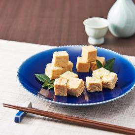 福岡県朝倉市の大平山の麓にある豆腐工房で作られる、約800年前から受け継がれる発酵食です。
