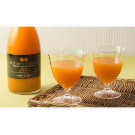 南国鹿児島のみかん『薩摩不知火』を長期熟成させた、トロッと濃厚な甘さの上質な濃縮ジュースです。