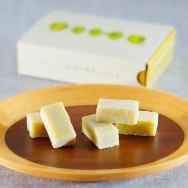 グリーン大豆の生チョコレート