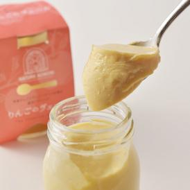口いっぱいに広がる濃厚なプディングとりんごの酸味が絶妙なバランスで溶け合います。