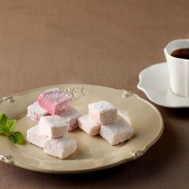 岡山のこだわりが詰まったギモーヴ。まるで新鮮な果物を食べたかのような味わいと香りが楽しめる一品です。