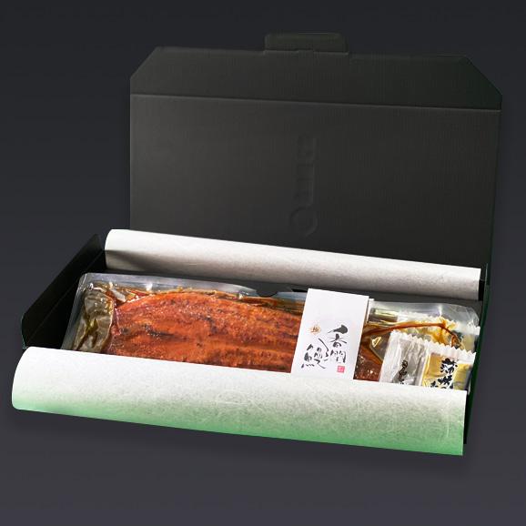 熊本産ブランドうなぎ 香潤鰻<極> 特大2尾セット03