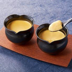 鹿児島種子島産の安納芋をふんだんに使い、器にもこだわりぬいた最高級プリンです。