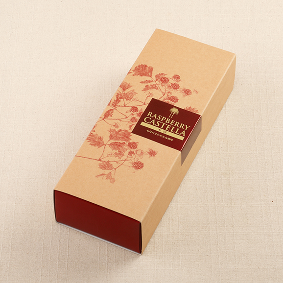秋田県産ラズベリーのカステラ03
