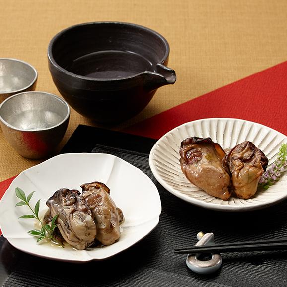 金の牡蠣・銀の牡蠣 風呂敷包み3個セット01