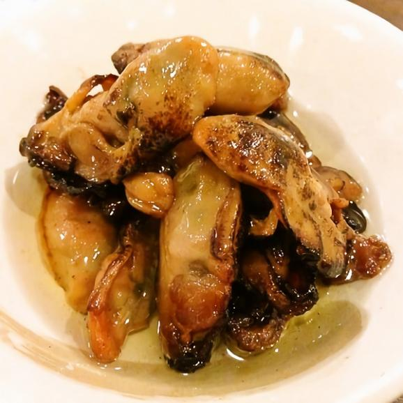 焼き牡蠣のオイル漬け「金の牡蠣」 焼き牡蠣の一夜干し「銀の牡蠣」合計3個セット04