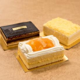 長崎レトロ 梅月堂懐かし洋菓子詰合わせ 3種