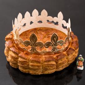 フランス伝統のパイ菓子で楽しく1年を占う新春の味わい