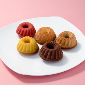 小さくて可愛くても本格的な味わい。多彩な彩り