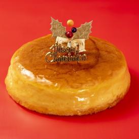 梅月堂のふんわりスフレチーズケーキ