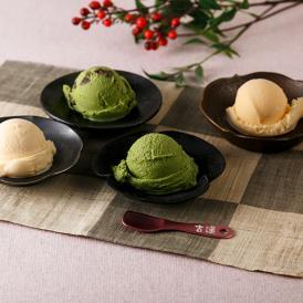 創業から親しまれ続けてきた味を守りながら、厳選された素材にこだわったアイスクリームセットです。
