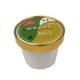 古蓮抹茶あずきアイスクリーム90ml