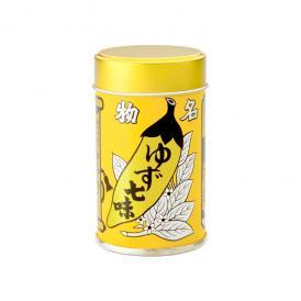 ゆず七味◎缶12g