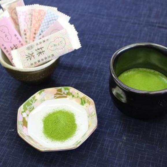 有機栽培緑茶ティーバッグBOX 霧島極み05