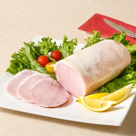 噛み締める食感と、ほどよい塩味の味わい深いで、浅草ハムの中で最も人気のある商品です。