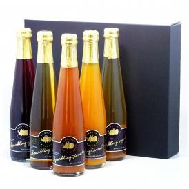 ミニトマトをはじめとする北海道の素材をふんだんに使った贅沢な炭酸飲料。
