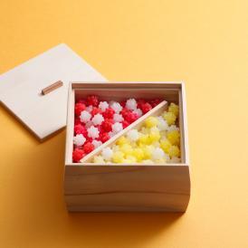 【木箱入】蜂蜜金平糖