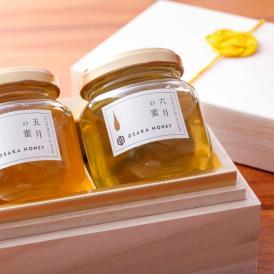 希少な大阪の生ハチミツ2種セット
