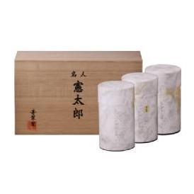 名人憲太郎詰め合わせ[煎茶120g×2/玉露140g] 芳翠園 HOSUIEN 一番茶 水出しOK