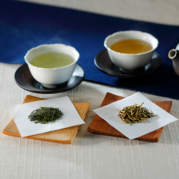 名人憲太郎詰合せ 芳翠園 HOSUIEN 一番茶 水出しOK01