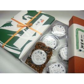 佃茂の佃煮カップ6ケ入3440円
