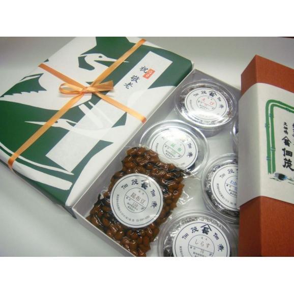 佃茂の佃煮カップ6ケ入3440円01