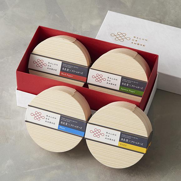 SALON DE AMBRE 奈良漬×クリームチーズ 4個セット04