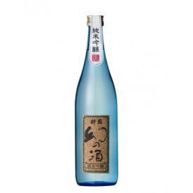 純米吟醸「幻の酒ブルー」